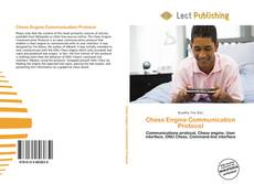 Buchcover von Chess Engine Communication Protocol