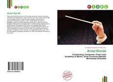 Bookcover of Antal Doráti