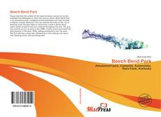 Capa do livro de Beech Bend Park