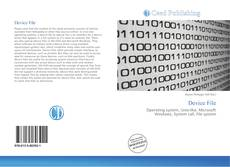 Bookcover of Device File