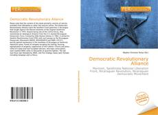 Bookcover of Democratic Revolutionary Alliance