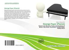 Обложка George Feyer (Pianist)