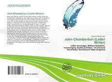 Borítókép a  John Chamberlain (Letter Writer) - hoz