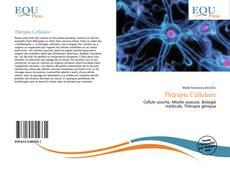 Couverture de Thérapie Cellulaire