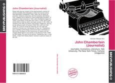 Capa do livro de John Chamberlain (Journalist)