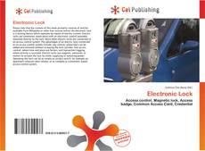 Обложка Electronic Lock