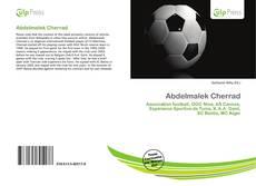 Capa do livro de Abdelmalek Cherrad