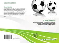 Bookcover of Karim Hendou