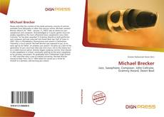 Bookcover of Michael Brecker