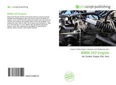 BMW 247 Engine的封面