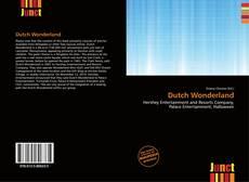 Capa do livro de Dutch Wonderland