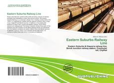 Capa do livro de Eastern Suburbs Railway Line