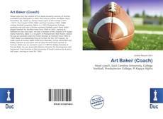 Borítókép a  Art Baker (Coach) - hoz