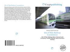 Borítókép a  Isle of Man Railway Locomotives - hoz