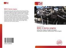 Portada del libro de BMC E-Series engine