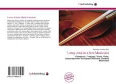 Portada del libro de Leroy Jenkins (Jazz Musician)