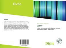 Borítókép a  Carno - hoz