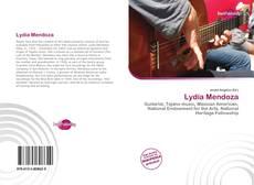 Bookcover of Lydia Mendoza