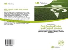 Обложка East Carolina Pirates Head Football coaches
