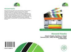 Bookcover of Howard Hawks
