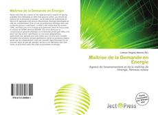 Couverture de Maîtrise de la Demande en Énergie
