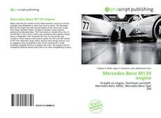Couverture de Mercedes-Benz M130 engine