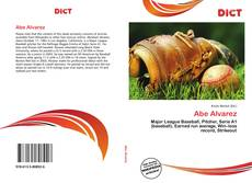 Bookcover of Abe Alvarez