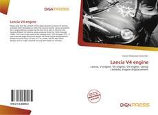 Lancia V4 engine的封面