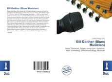 Portada del libro de Bill Gaither (Blues Musician)