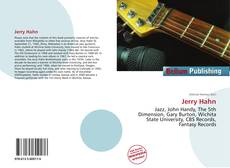 Bookcover of Jerry Hahn