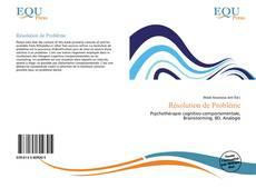 Bookcover of Résolution de Problème