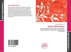 Bookcover of Joyce Nicholson