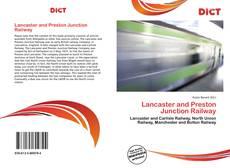 Portada del libro de Lancaster and Preston Junction Railway