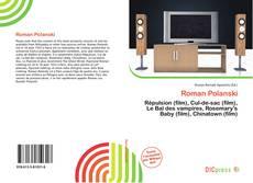 Bookcover of Roman Polanski