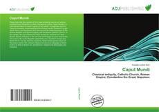 Bookcover of Caput Mundi