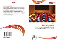 Bookcover of Rita Hayworth