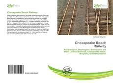 Couverture de Chesapeake Beach Railway