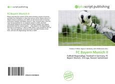 Portada del libro de FC Bayern Munich II
