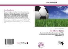 Buchcover von Matthew Bates