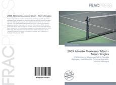 Copertina di 2009 Abierto Mexicano Telcel – Men's Singles