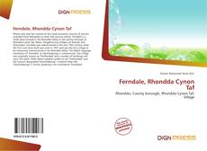 Обложка Ferndale, Rhondda Cynon Taf