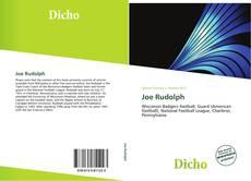 Buchcover von Joe Rudolph