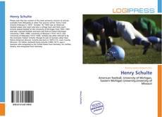 Henry Schulte的封面