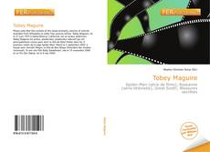Tobey Maguire kitap kapağı