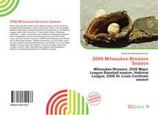 Buchcover von 2006 Milwaukee Brewers Season