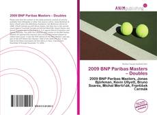 Capa do livro de 2009 BNP Paribas Masters – Doubles