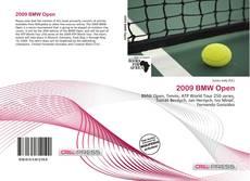 2009 BMW Open的封面