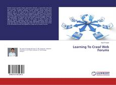 Buchcover von Learning To Crawl Web Forums
