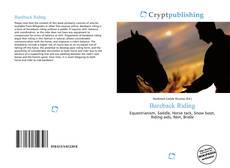 Bareback Riding的封面