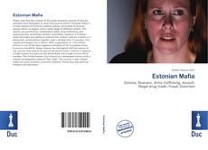 Buchcover von Estonian Mafia